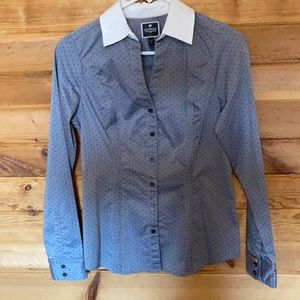 Express button down shirt